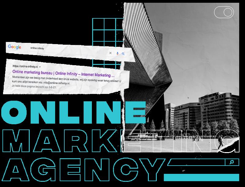 online marketing bureau Rotterdam